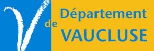 Logo Département du Vaucluse