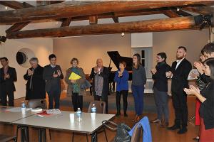 """Concours """"Les Saisons de la Voix"""" - Novembre 2016"""