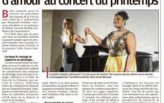 concert printemps gordes marie laure garnier et célia oneto bensaid