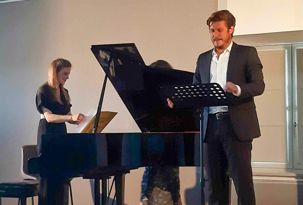 Alexander York et Elenora Pertz