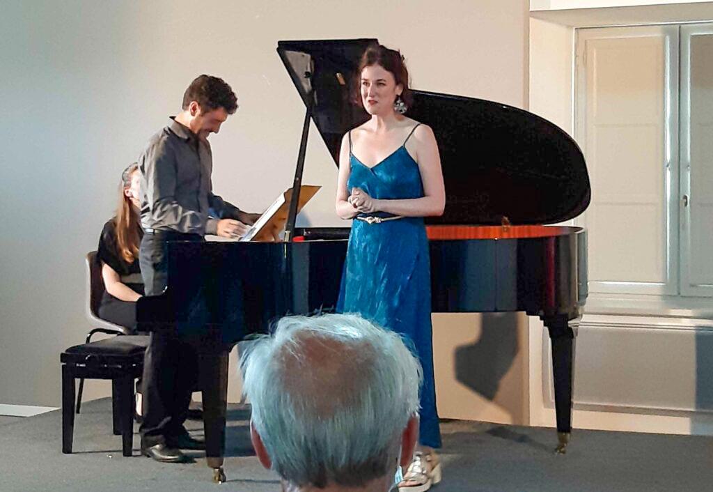 Floriane Derthe et Hugo Mathieu
